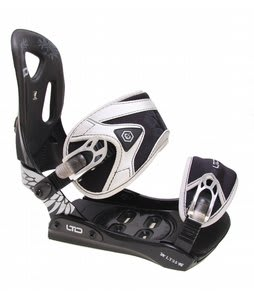 LTD LT35 Snowboard Bindings Black
