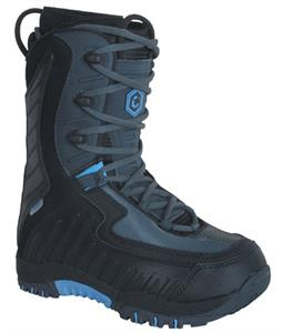LTD Lyric Snowboarding Boot Black/Sky