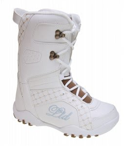 LTD Stratus Snowboard Boots White