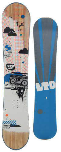 LTD Quest Snowboard 157
