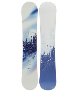 M3 Free Snowboard 158