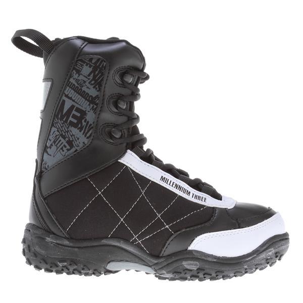 M3 Militia Jr. Snowboard Boots