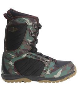 M3 Militia Sgt Snowboard Boots Camo