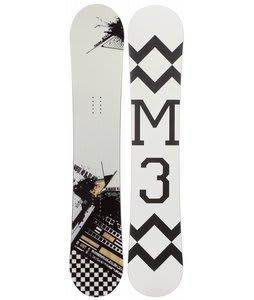 M3 Talon Snowboard 163