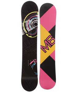 M6 Pursuit Snowboard 163
