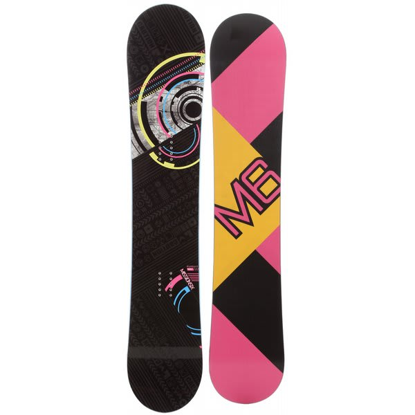 M6 Pursuit Snowboard