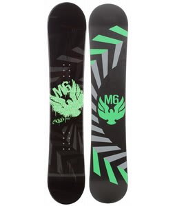 M6 Scene Snowboard 160