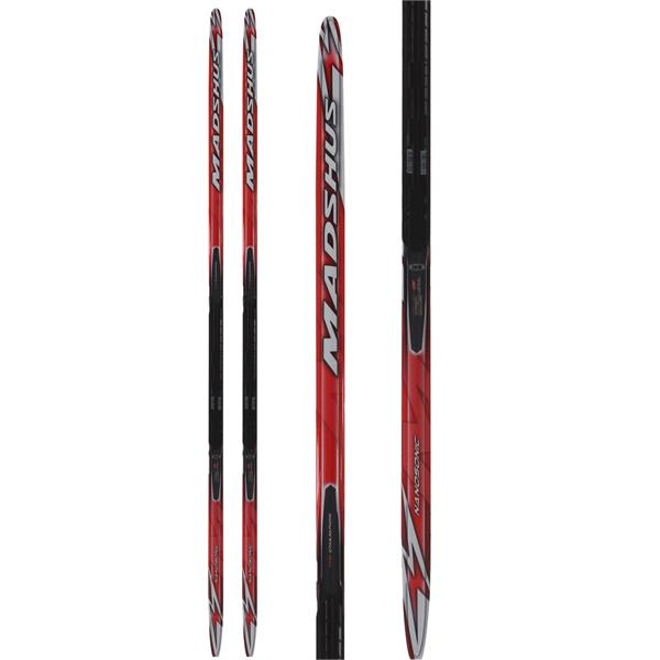 Madshus Nano Carbon Skate Hard Packed XC Skis