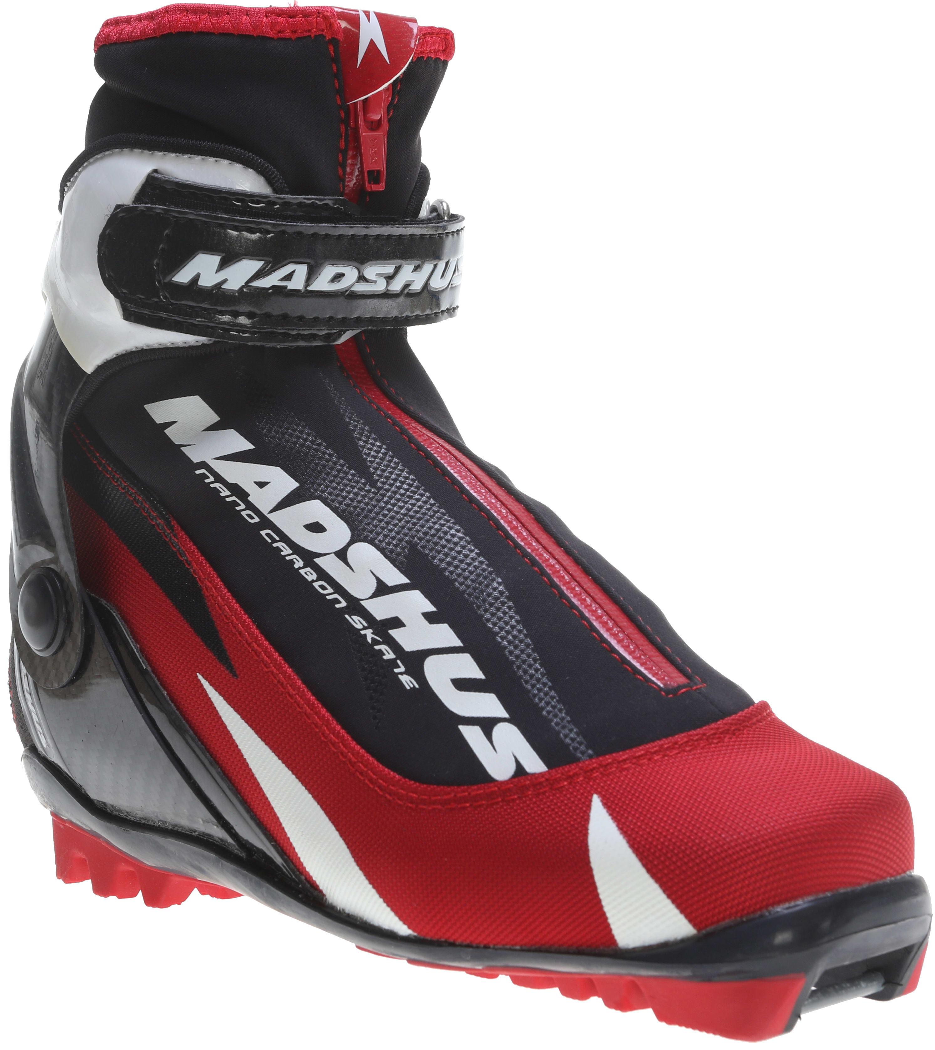 Madshus Nano Carbon Skate Xc Ski Boots Kids Youth