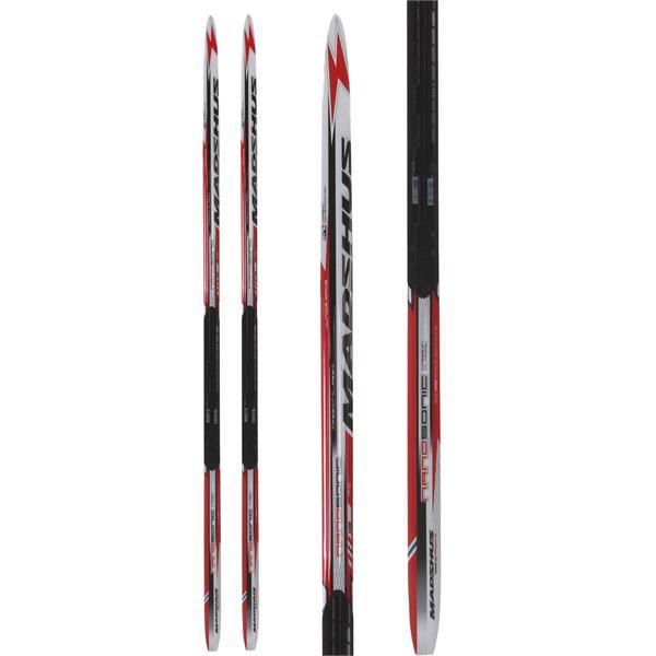 Madshus Nanosonic Carbon Classic Jr XC Skis
