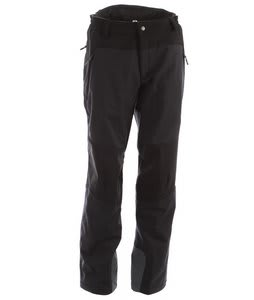 Mammut Alto Pants Ski Pants Black