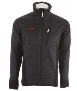 Mammut Foraker Hybrid Jacket Black