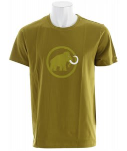 Mammut Logo T-Shirt Aloe