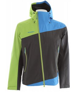 Mammut Rainer Jacket Graphite-Basilic