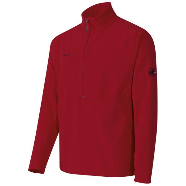 Mammut Yadkin ML Half Zip Pull Baselayer Top