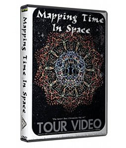 Mapping Time In Space Skateboard DVD