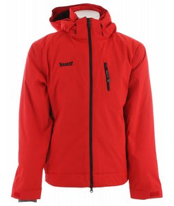 Marker Ascent Ski Jacket Red