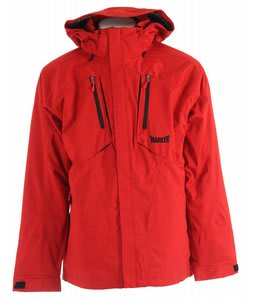 Marker Cornice 3-In-1 Ski Jacket Red