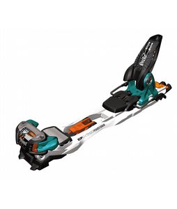 Marker Duke Epf Large 305-370mm Ski Bindings White/Black/Orange/Teal