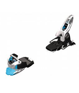 Marker Griffon Ski Bindings White/Black/Blue