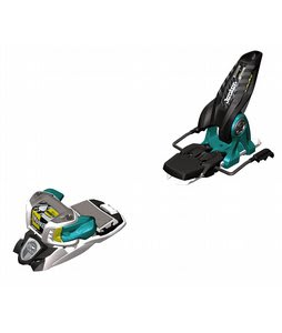 Marker Jester Ski Bindings White/Black/Teal