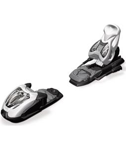Marker M 7.0 EPS Ski Bindings White/Black