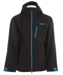 Marker Maze Ski Jacket Black