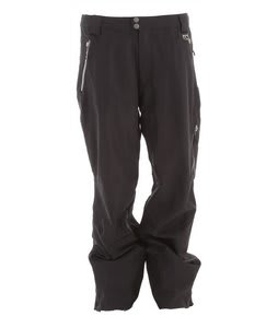 Marker Peak Insulated Ski Pants Black