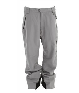 Marker Peak Insulated Ski Pants Gray