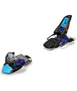 Marker Squire Ski Bindings Black/Blue/White