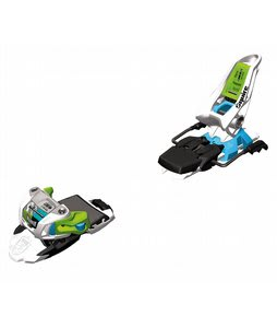 Marker Squire Ski Bindings White/Black/Green/Blue