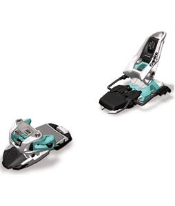 Marker Squire Ski Bindings White/Mint/Black
