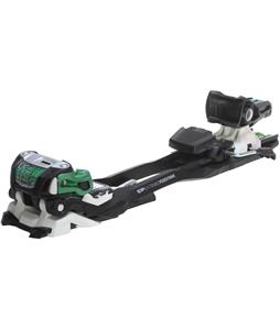 Marker Tour F12 EPF Ski Bindings Black/White/Green 110Mm (Large 305-370mm)