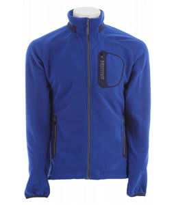 Marmot Alpinist 1/2 Zip Fleece Bright Navy/Navy