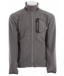 Marmot Alpinist 1/2 Zip Fleece Cinder/Dark Granite