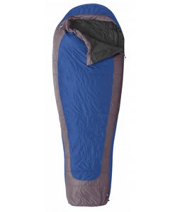Marmot Axiom 25 Sleeping Bag Electric/Fog