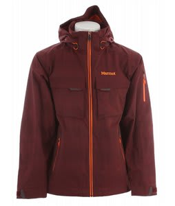 Marmot Hard Charger Ski Jacket Tawny Port