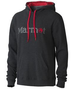 Marmot Hoody Hoodie Black