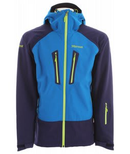 Marmot Kingpin Softshell Jacket Methyl Blue/Navy