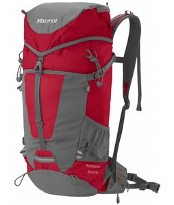Marmot Kompressor Summit 28L Backpack Fire/Flint