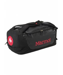 Marmot Long Hauler Duffel Bag Black