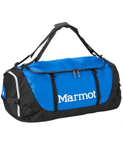 Marmot Long Hauler Medium Duffel Bag Cobalt Blue/Black 50L