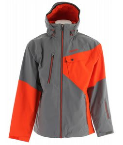 Marmot Mantra Ski Jacket Gargoyle/Mars Orange