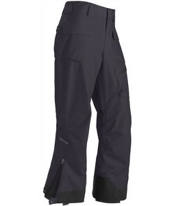 Marmot Mantra Ski Pants Black