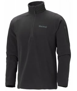 Marmot Reactor Half Zip Fleece Black