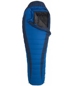 Marmot Sawtooth 15 Long Down Sleeping Bag Electric/Tempest