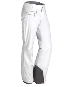 Marmot Slopestar Ski Pants White