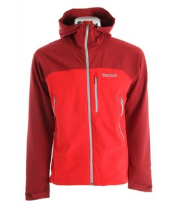 Marmot Tempo Hoody Jacket Team Red/Brick