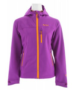 Marmot Tempo Hoody Jacket Vibrant Purple