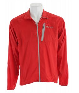 Marmot Trail Wind Jacket Team Red